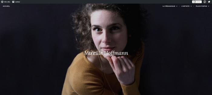 Site Mireille Hoffmann