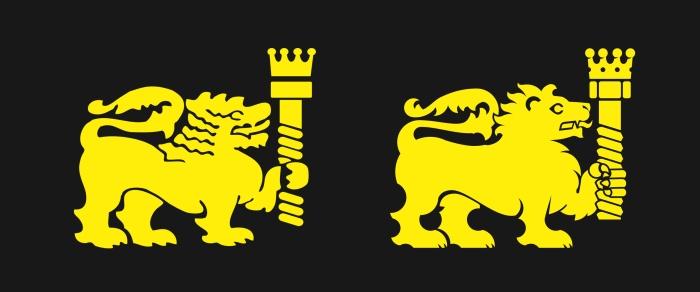 Modernisation du lion